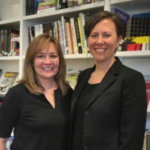 Dawn Ridenhour and Amy Donohue of Bora Architects